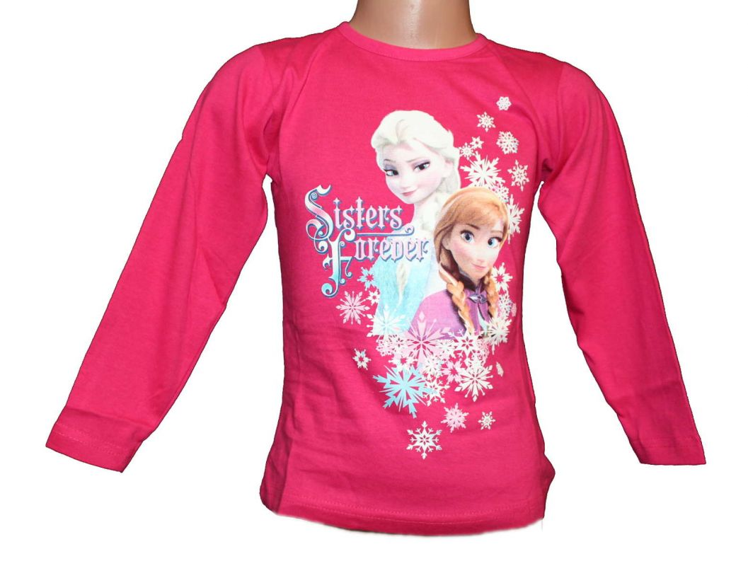 Triko FROZEN - růžové Disney