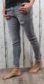 dámské elastické džíny, džíny skiny, dívčí elastické džíny, krátké džíny, šedé džíny, džíny skiny, džíny s vysokým pasem, džíny s vyšším pasem, trhané džíny, krátké džíny | 29/M, 30/M-L, 31/L, 32/XL, 33/XL-XXL, 34/2XL, 35/3XL, 36/4XL, 38/5XL