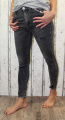 dámské elastické džíny, džíny skiny, dívčí elastické džíny, krátké džíny, černé džíny, džíny skiny, džíny s vysokým pasem, džíny s vyšším pasem, trhané džíny, krátké džíny | 29/M, 31/L, 32/XL, 33/XL-XXL, 34/2XL, 35/3XL, 36/4XL, 38/5XL