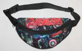 dětská ledvinka Avengers chlapecká ledvinka  Avengers, doplňky  Avengers, oblečení Avengers, černá ledvinka