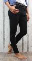 dámské společenské kalhoty, dámské elegantní kalhoty s páskem, dámské kalhoty, dámské elegantní kalhoty, dámské pohodlné kalhoty, dámské černé kalhoty, dámské pružné kalhoty | S, M, L, XL