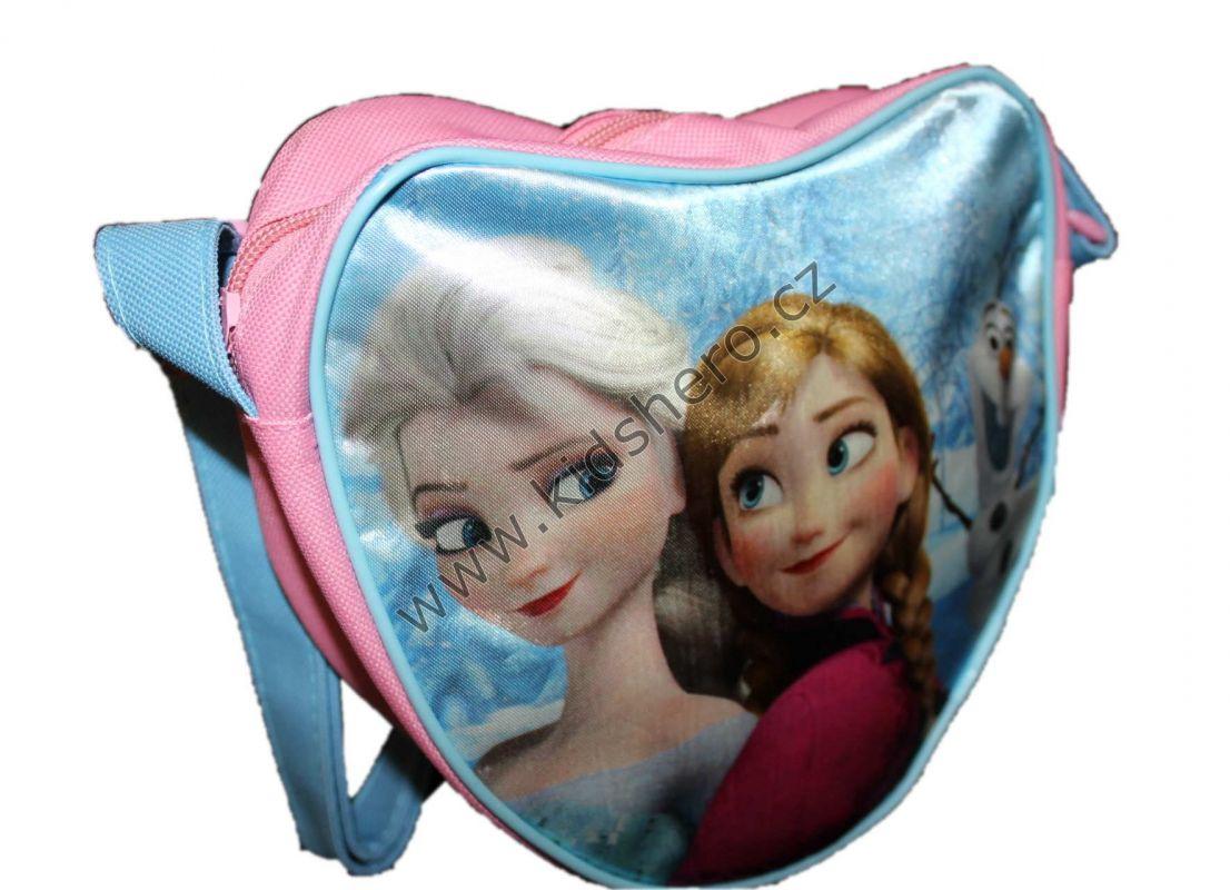 Dětská kabelka FROZEN - srdce Disney
