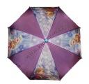 Dětský deštník DISNEY,FROZEN,LEDOVÉ KRÁLOVSTVÍ - fialový