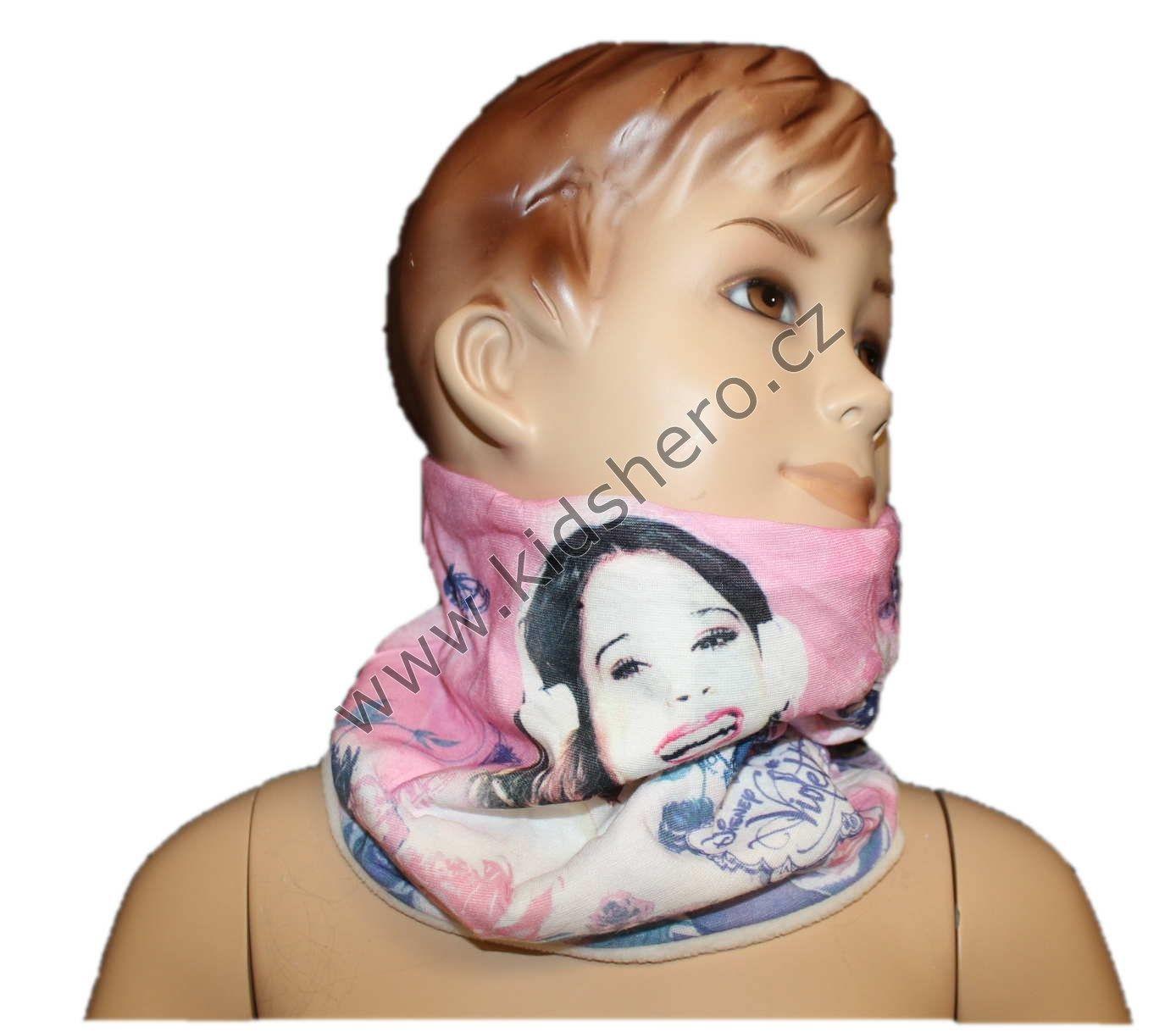 Dětský šátek, nákrčník - DISNEY- VIOLETTA