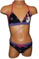 Dvoudílné plavky MONSTER HIGH - fialové