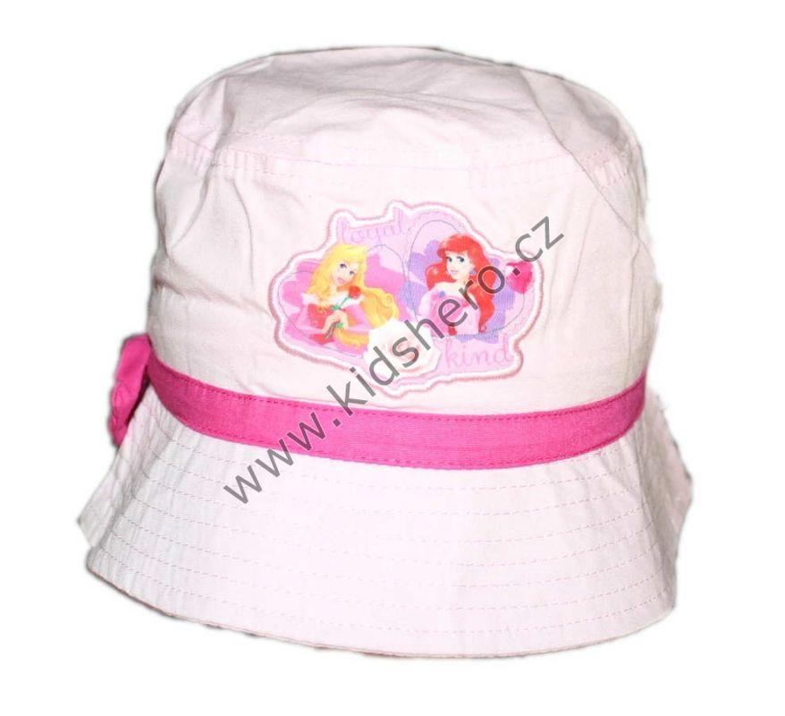Klobouk PRINCESS - sv.růžový Disney