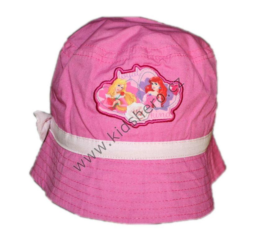 Klobouk PRINCESS - tm.růžový Disney