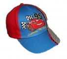 Kšiltovka CARS - červeno-modrá