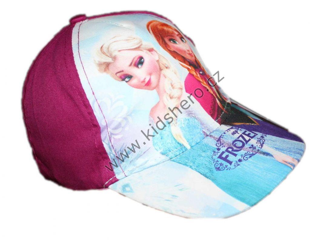 Kšiltovka FROZEN - fialová Disney