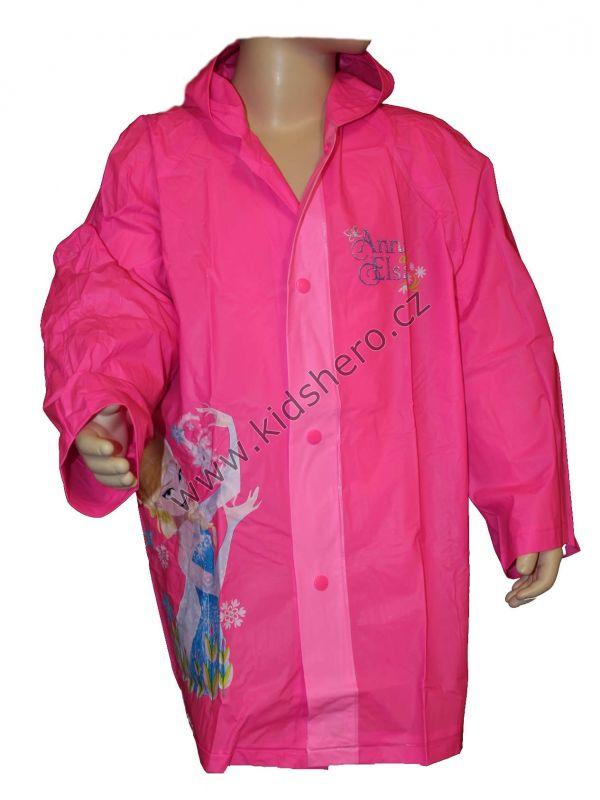 Pláštěnka FROZEN - růžová Disney