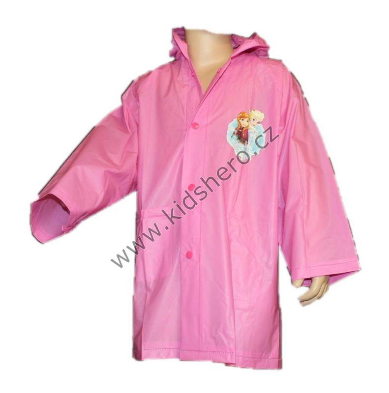 Pláštěnka FROZEN - sv.růžová Disney