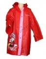 Pláštěnka MINNIE - červená Disney