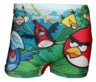 Plavky ANGRY BIRDS - červené