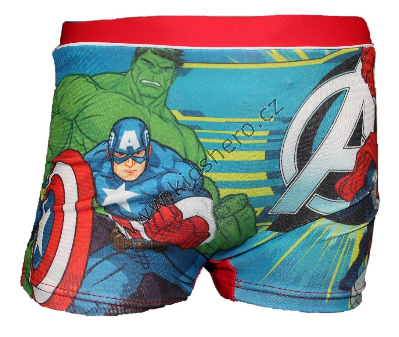 Dětské plavky AVENGERS Marvel