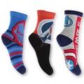 Ponožky AVENGERS - 3 ks