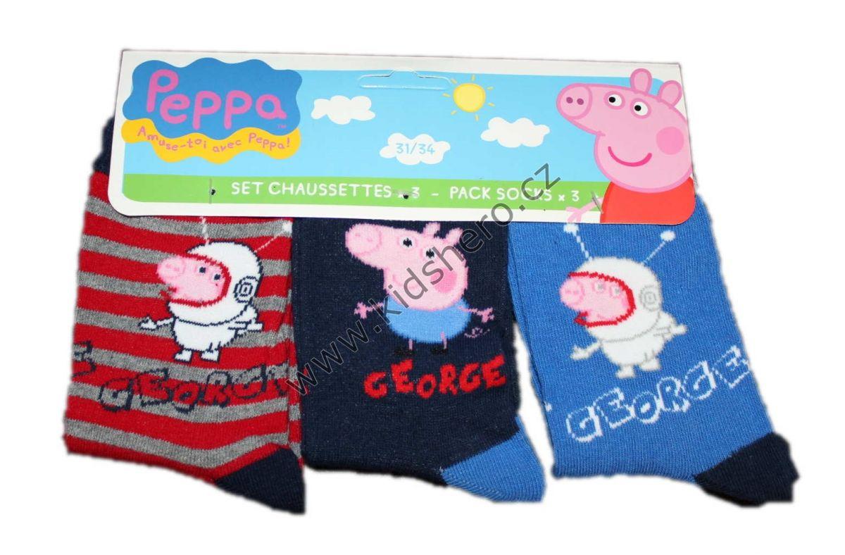 Ponožky PEPPA PIG Astley Baker Davies