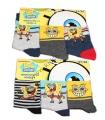 Ponožky SPONGE BOB - 3 ks