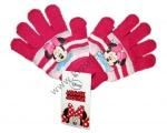 Prstové rukavice - MINNIE - růžové 3