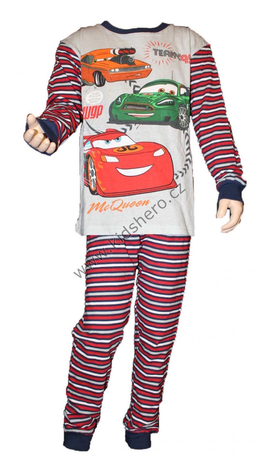 Dětské pyžamo CARS Disney