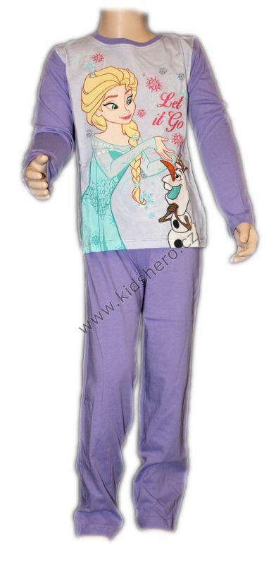 PYŽAMO - FROZEN - fialové Disney