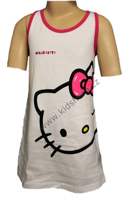 Šaty HELLO KITTY - bílé Sanrio