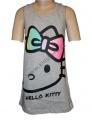Šaty HELLO KITTY - šedé