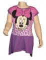 Šaty, tunika MINNIE - fialová