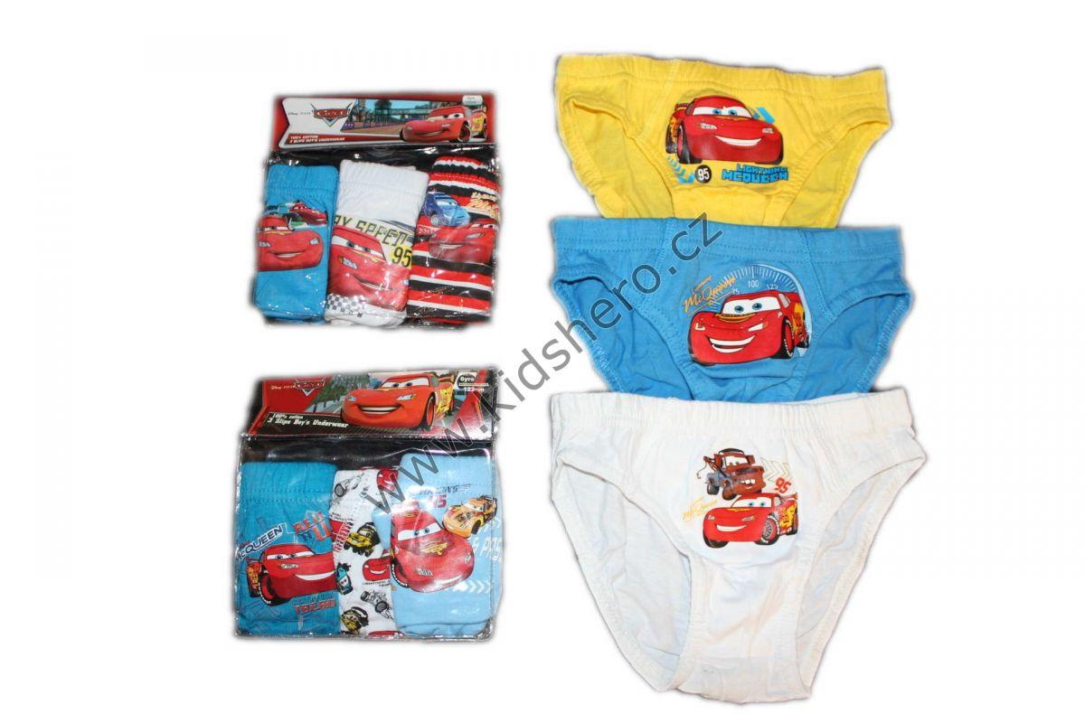 Slipy CARS - 3 ks Disney