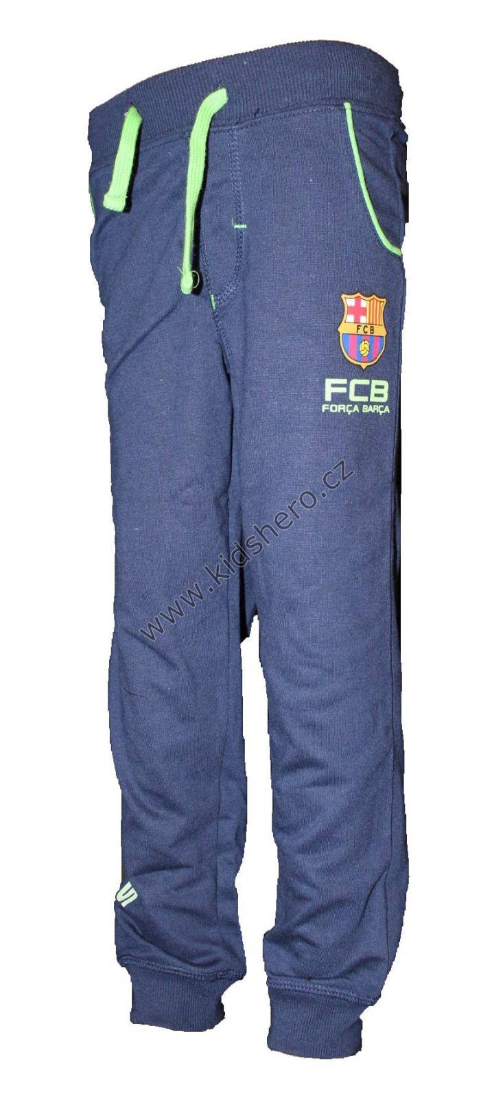 Dětské tepláky FC BARCELONA Messi chlapecké