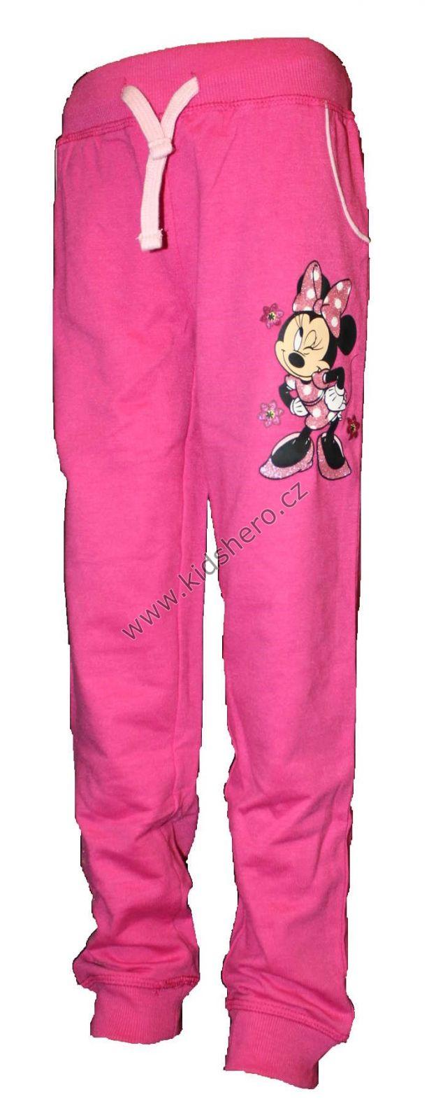 Tepláky MINNIE - růžové Disney