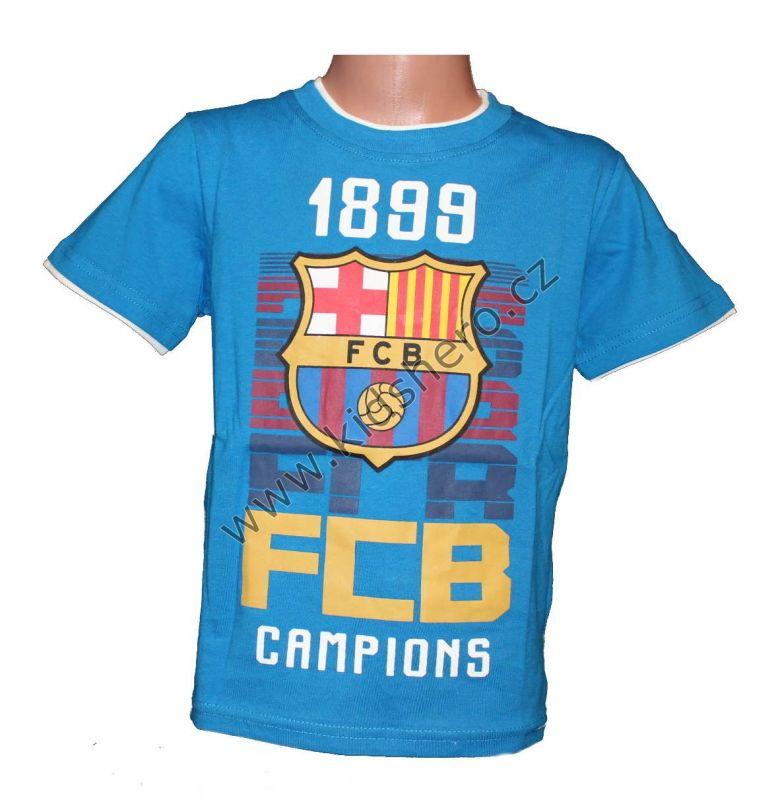 Dětské tričko krátký rukáv FC BARCELONA triko FC Barcelona Messi