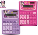 Dětská kalkulačka Minnie - fialová
