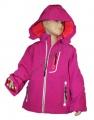 Jarní softshellová bunda - fialová