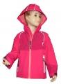 Jarní softshellová bunda - růžová 2