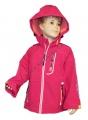 Jarní softshellová bunda - růžová