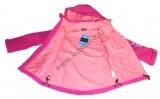 Dětská jarní softshellová bunda KUGO