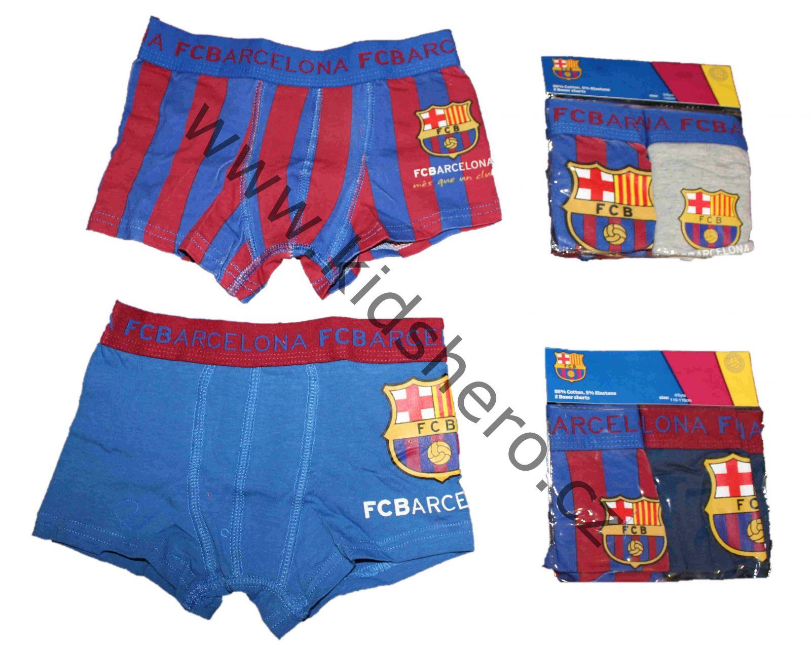 Dětské boxerky FC BARCELONA chlapecké Messi