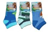 Kotníkové ponožky DINOSAUR - 1 pár