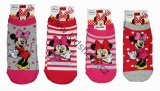 Kotníkové ponožky Minnie - 1 pár
