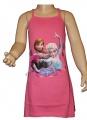 Letní šaty FROZEN - sv.růžové