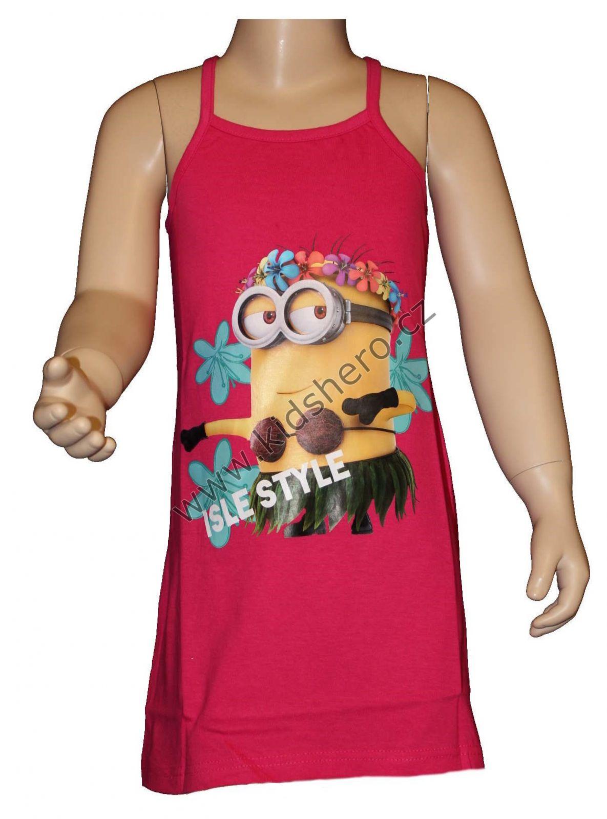 Dětské letní šaty MIMONI Despicable Me