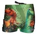 Plavky - boxerky DINOSAUR - zelené