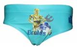 Plavky STAR WARS - tyrkysové