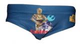 Plavky STAR WARS - modré