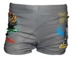 Plavky STAR WARS boxerky - šedé