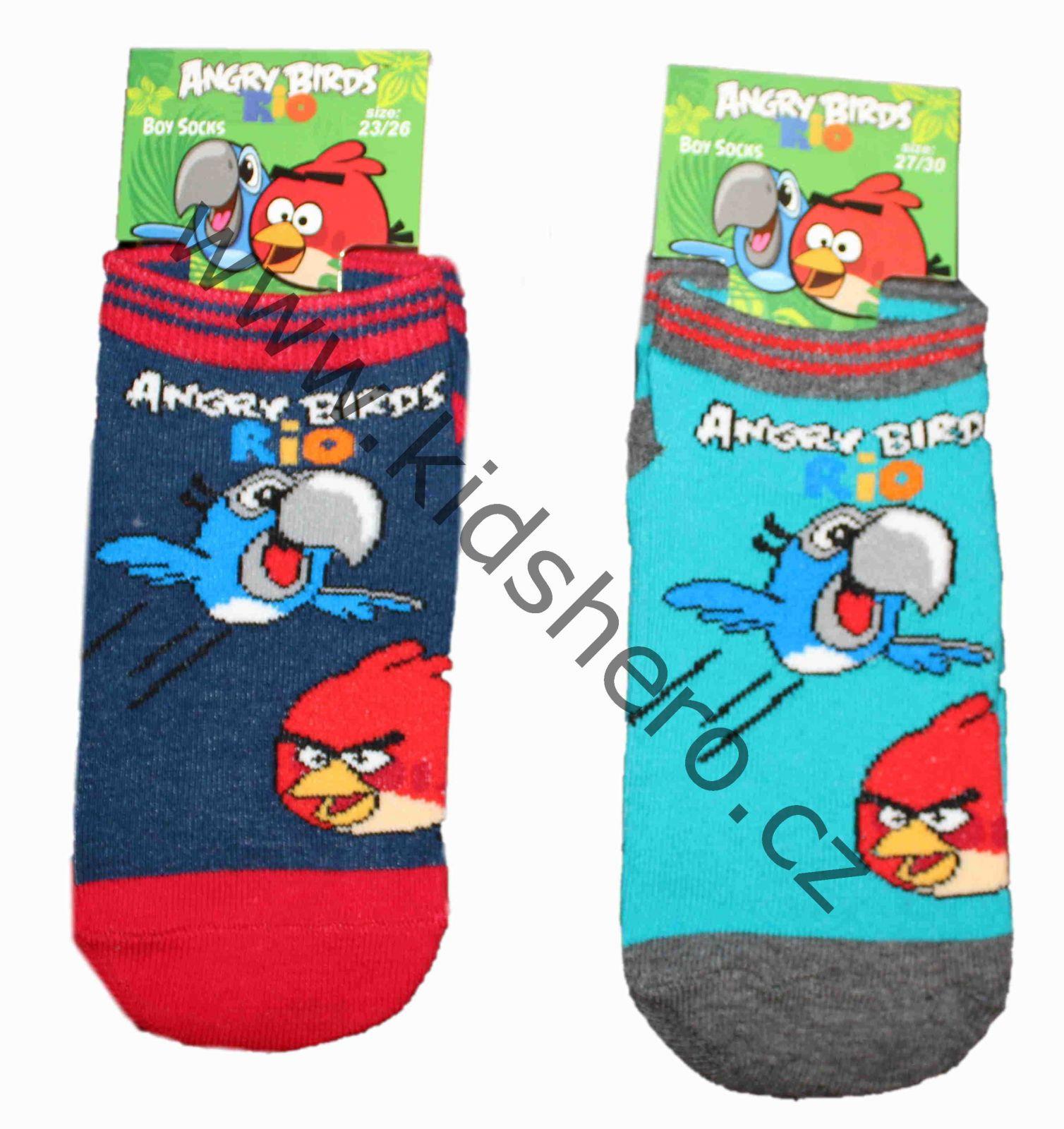Dětské ponožky ANGRY BIRDS Rio