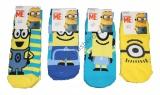 Kotníkové ponožky MIMONI - 1 pár