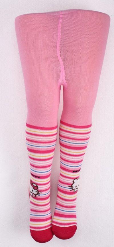 Dětské punčocháče HELLO KITTY punčochy dívčí licenční oblečení Sanrio