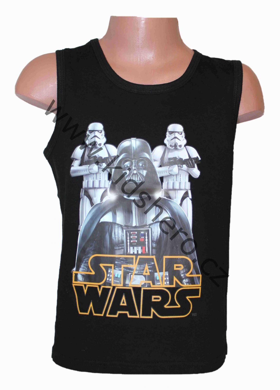 Dětské tílko Star Wars licenční tílko hvězdné války Disney