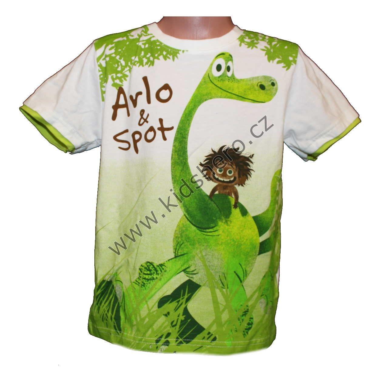 Dětské triko tričko krátký rukáv Dinosaur Disney